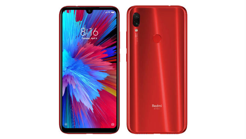 Xiaomi Redmi Note 7S next sale today at 8PM: Offers, price, availability, specifications