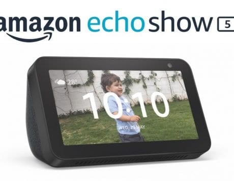 Amazon Echo Show 5 launched in India