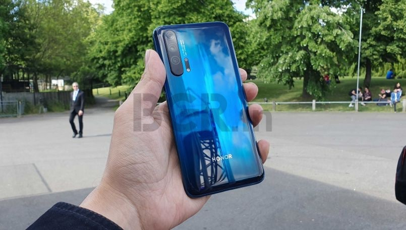 Honor 20 Pro falls a point short of matching Huawei P30 Pro in DxOMark ranking