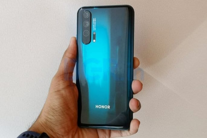 Honor 20, Honor 20 Pro launched: Price, specifications and features