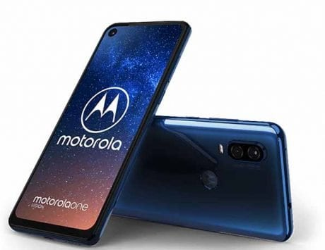 Motorola One Vision with 21:9 display, Exynos chipset, and 48MP camera leaks