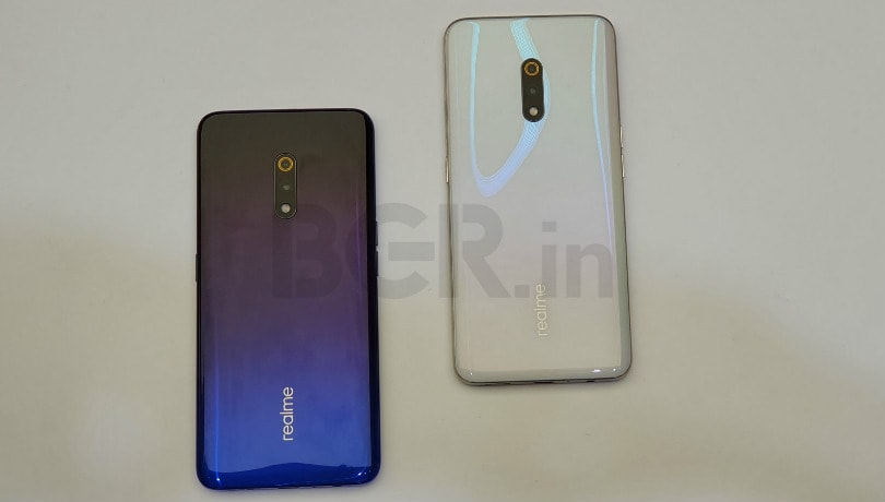 Realme takes a jab at Xiaomi Redmi K20 price in India