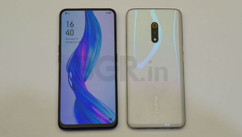 Realme X First Impressions: Pop-up selfie camera, in-display fingerprint scanner and more