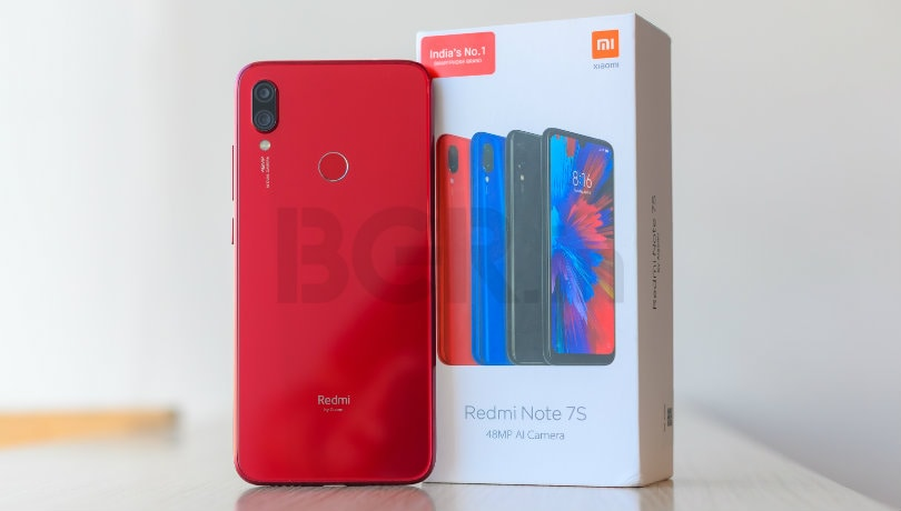 Xiaomi Redmi Note 7S sale today at 12PM: Price in India, offers