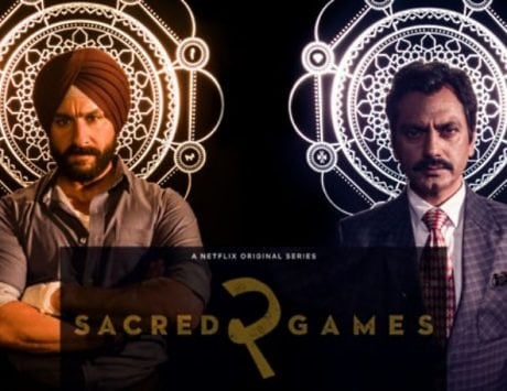OnePlus 7 Pro used for shooting Sacred Games Season 2 posters