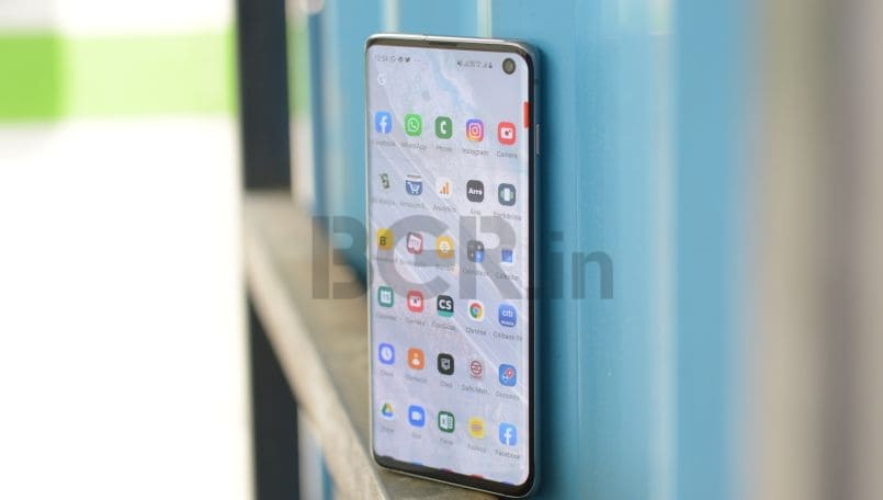 Samsung Galaxy S10 series getting stable Android 10 update
