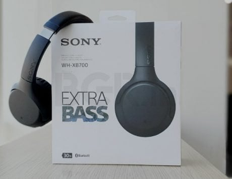 Sony WH-XB700 Review