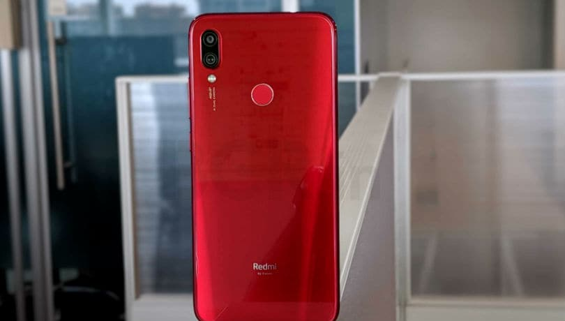 Xiaomi Redmi Note 7 series sales hits 1.5 crore units milestone in just 6 months