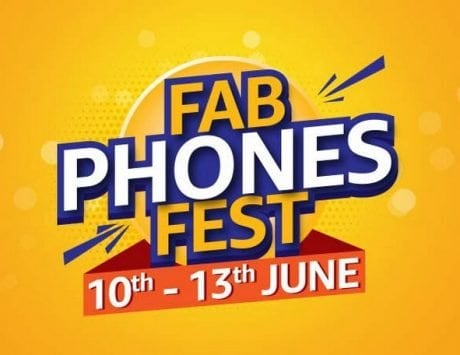 Amazon Fab Phones Fest: Offer details