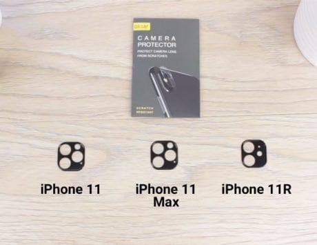 Apple iPhone 11 square camera setup all but confirmed