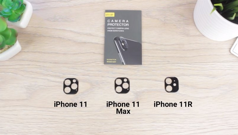Apple iPhone 11-series square camera setup all but confirmed