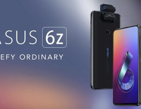 Asus 6Z with flip out camera to launch on June 19