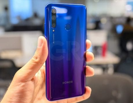 Honor 20i update rolling out with June 2020 security patch
