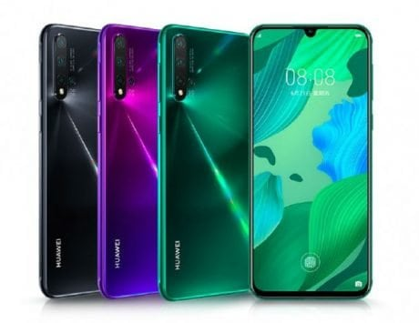 Huawei Kirin 810 SoC, Nova 5 series phones unveiled