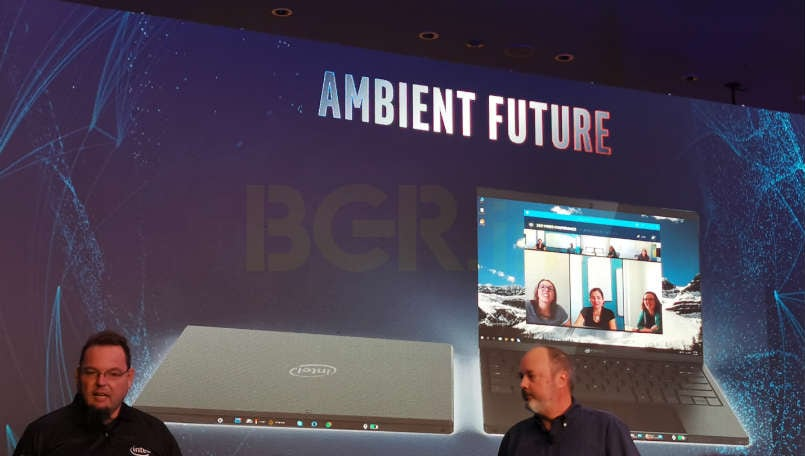Intel, Project Athena, Computing, Computex 2019, Laptops, Ambient Computing