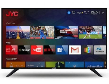 JVC launches 6 new Smart LED TV in India