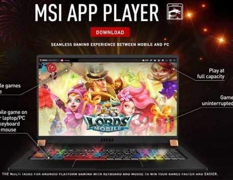 MSI App Player Android emulator launched with 240 FPS capability