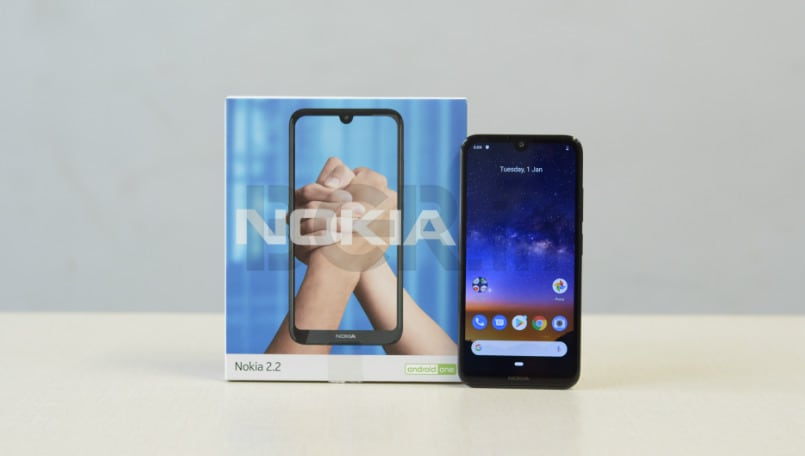 Nokia 2.2 price slashed to Rs 5,999 in India: Specifications, features