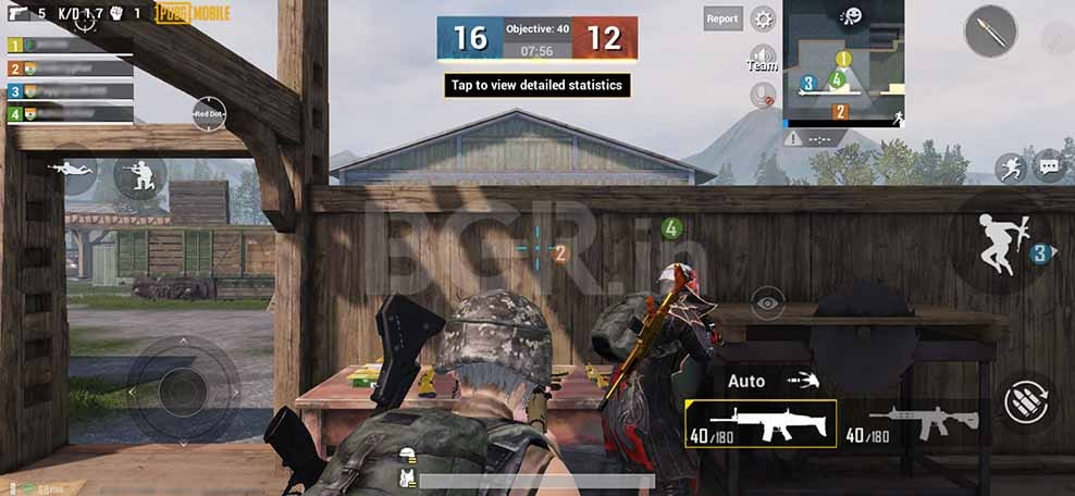 PUBG Mobile Team Deathmatch Mode First Impressions | BGR India