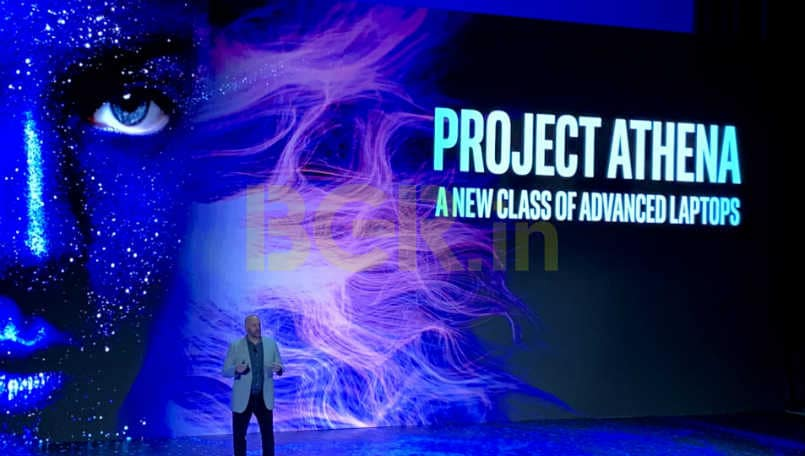 Intel's Project Athena aims to make laptops truly mobile with instant wake and 9 hours of battery life