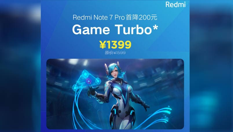 After Poco F1, Xiaomi Redmi Note 7 Pro to get Game Turbo