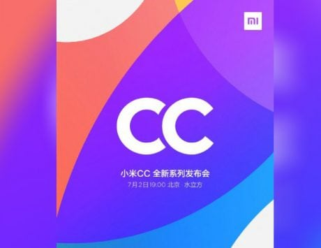 Xiaomi CC9 series launch date set for July 2: Report