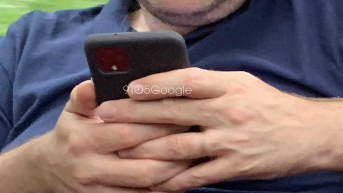 Google Pixel 4 new hands-on images leaked with Sprint carrier