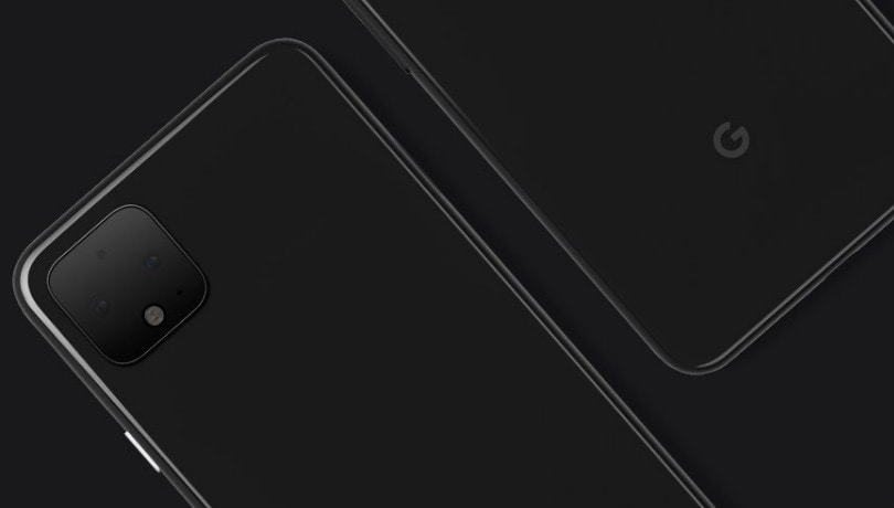 Google Pixel 4 live image leaked showcasing square camera bump