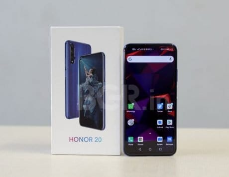 Honor 20 to go on first sale today at 12PM via Flipkart