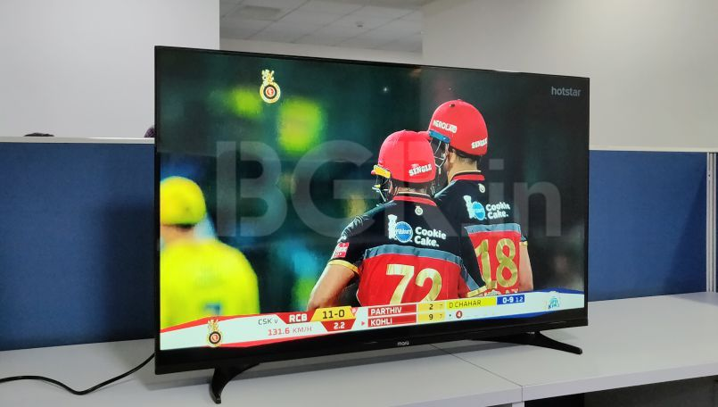 MarQ 43-inch full-HD Smart 'Ultra Thin Bezel' Android TV Review