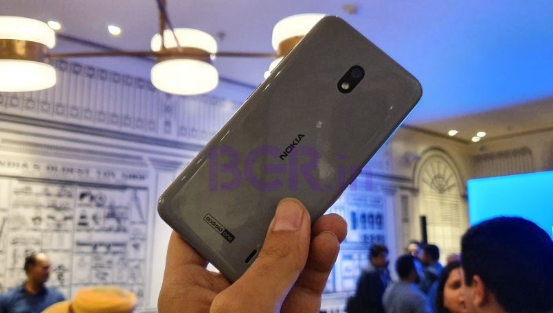 Nokia 2.2 First Impressions: Affordable Android One smartphone with removable battery