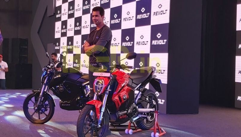 Revolt RV 400 AI-enabled electric motorcycle India launch on August 28: Rahul Sharma