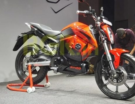 Revolt RV 400 electric bike India launch details