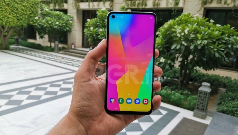 Samsung Galaxy M40 hands-on and first impressions