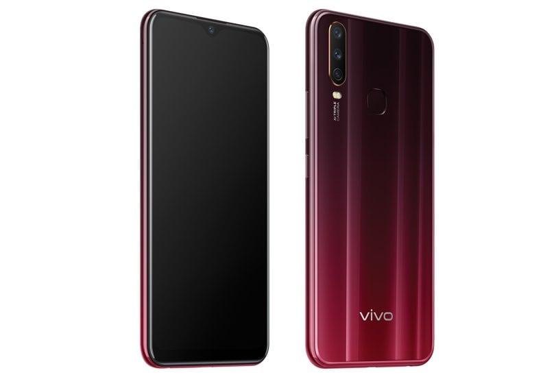Vivo Y12 with triple cameras launched: Price in India, features, specifications