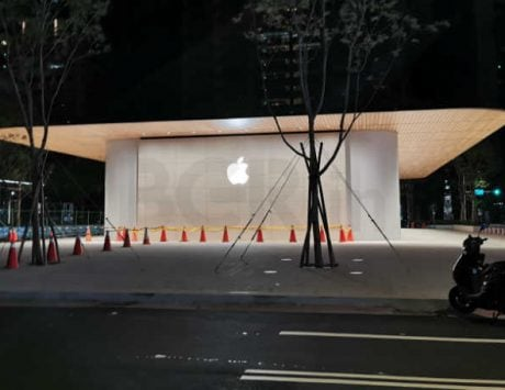 Apple Store could soon become a reality in India