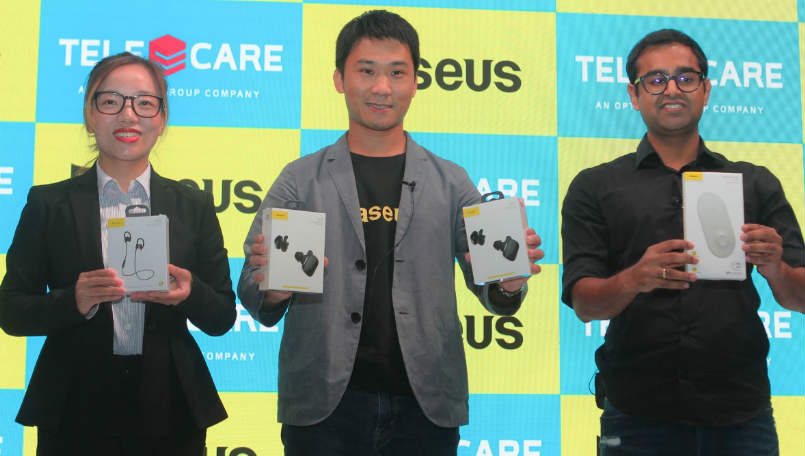 Baseus digital accessory brand forays in India; launches wireless earpods, chargers and more