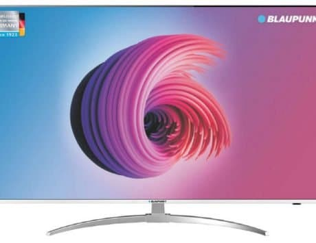 Blaupunkt QLED Smart TV launched with 4K display