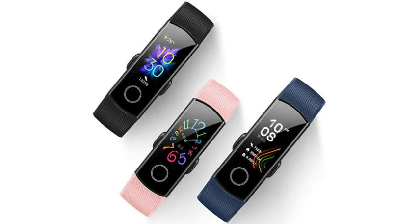 Honor Band 5 launched with blood oxygen level monitor to take on Xiaomi Mi Band 4