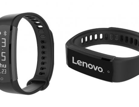 Lenovo Smart Band Cardio 2 launched in India