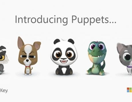 Microsoft SwiftKey Puppets: Animated animals available on beta for Android