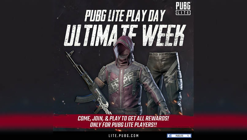PUBG Lite: How to get the Glory AKM skin for free