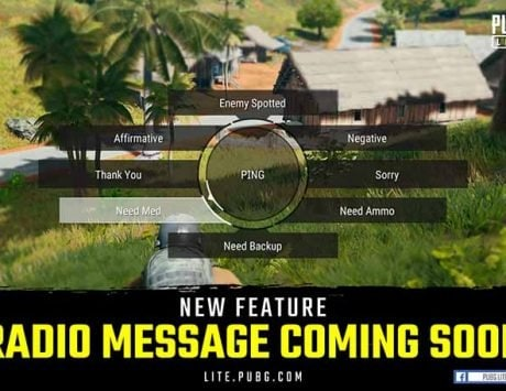 PUBG Lite getting new 'Radio Message' feature from main game
