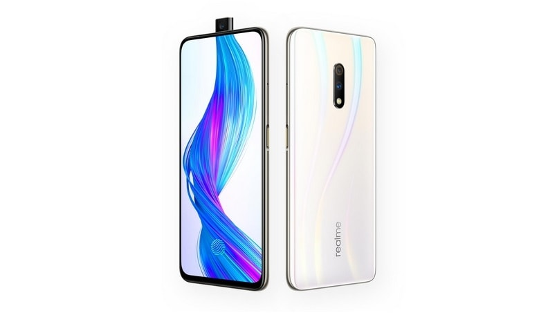 New Realme X software update brings VoWiFi support and more