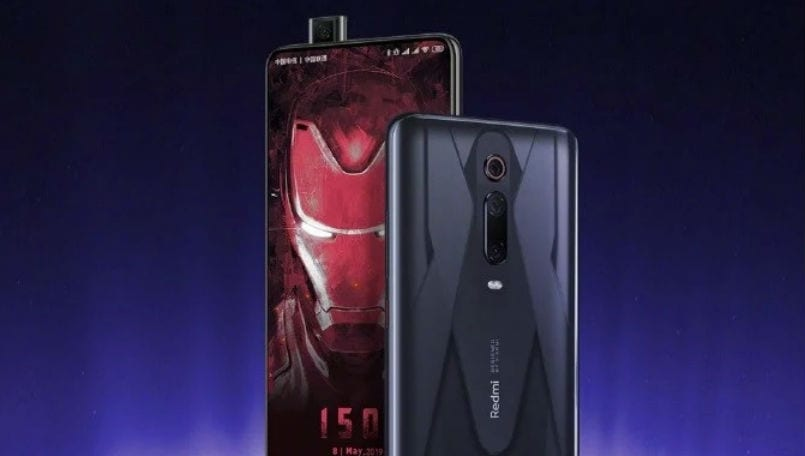 2670d55d666 Xiaomi Redmi K20 Pro Marvel Hero Limited Edition launched