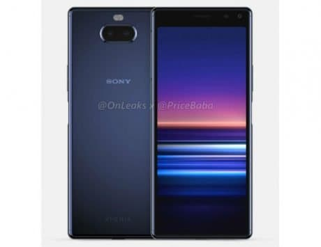 Sony Xperia 20 render leaks ahead of IFA 2019 launch