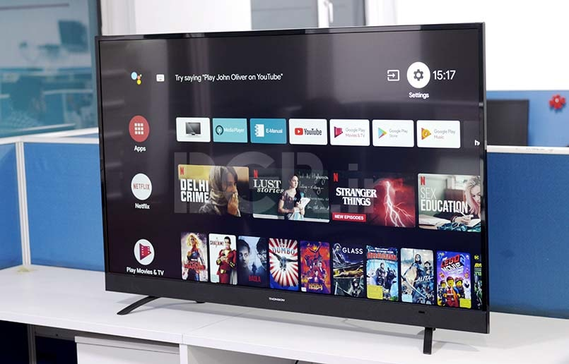 Thomson 55-inch 4K Android TV (55 OATH 0999) review