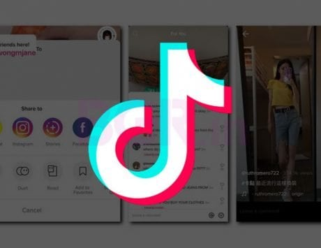 TikTok may add a WhatsApp shortcut to make video sharing easy