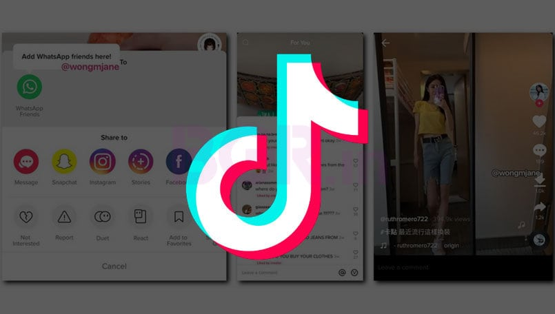 TikTok to soon add WhatsApp shortcut to make video sharing easy