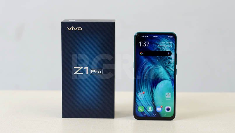Vivo Z1 Pro update rolling out with camera improvements, Android security patch and more